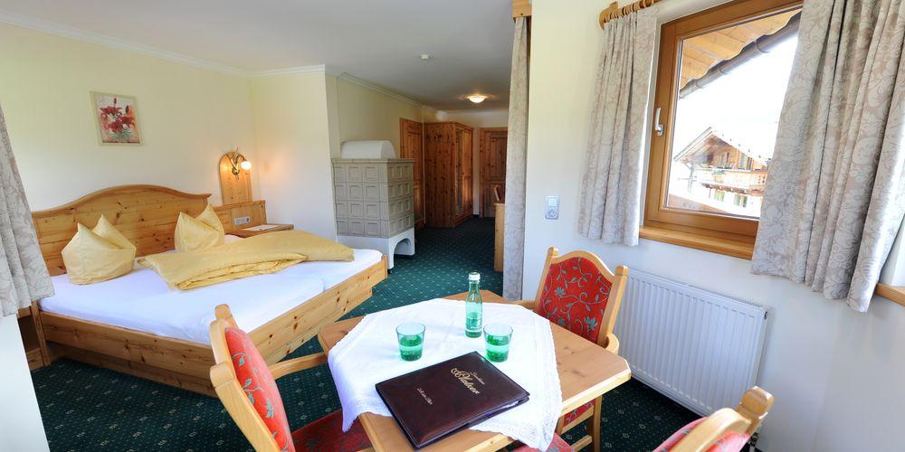 Romantic suite in Landhaus Platzer
