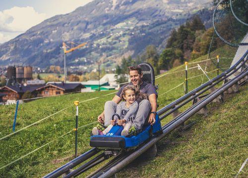 Arena Coaster | © Zillertal Arena / Johannes Sautner