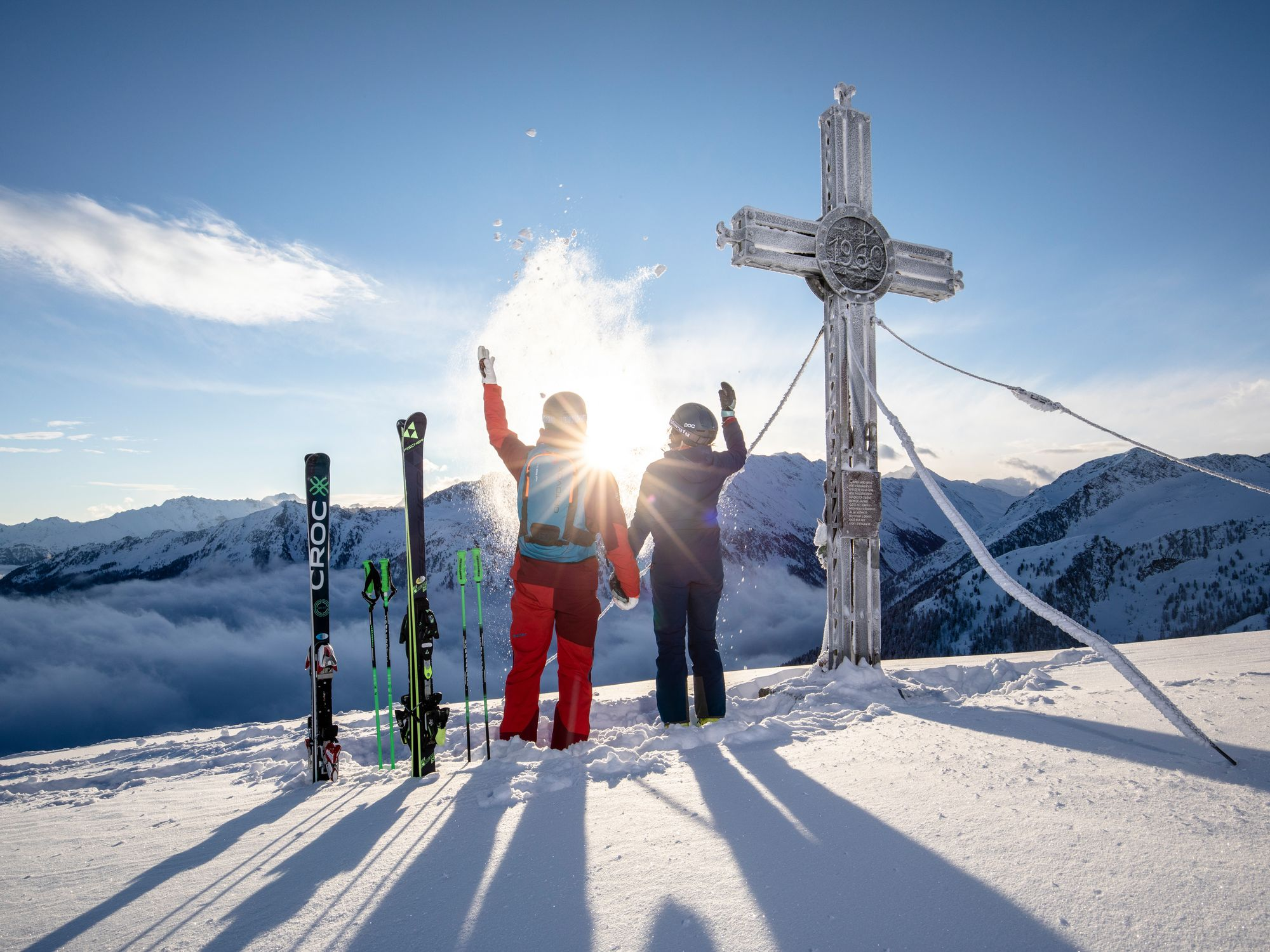 Skiing | © Zillertal Arena / Johannes Sautner